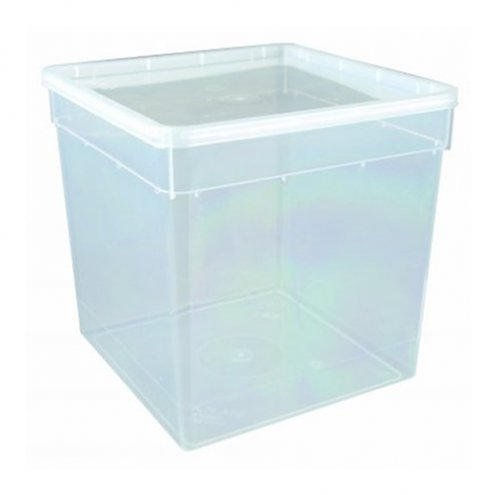 BraPlast Box 5.8L 185x185x190mm