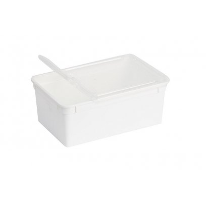 BraPlast Box 1.3L White + Lid