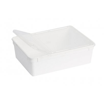 BraPlast Box 3.0L White + Lid