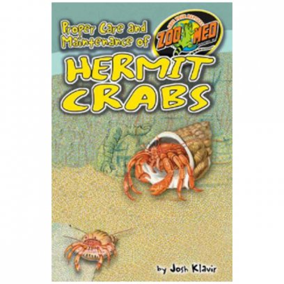 Zoo Med Proper Care and Maintenance of Hermit Crabs