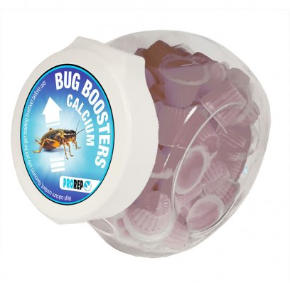 ProRep Jelly Pots Bug Booster Calcium Jar 75 Pack