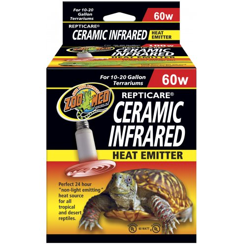 Zoo Med Ceramic Heat Emitter 60W