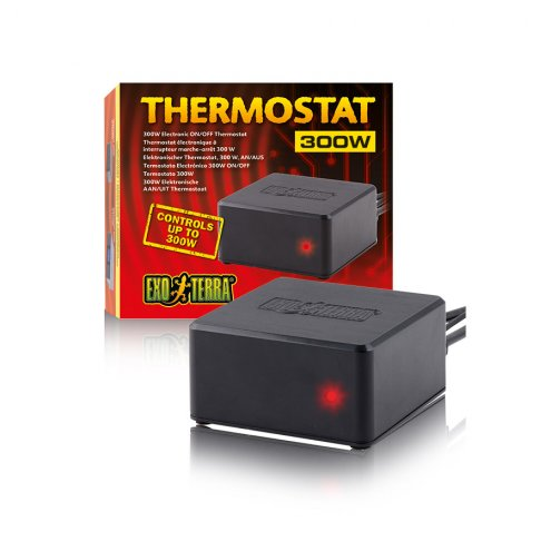 Exo Terra 300w Electronic On/Off Thermostat