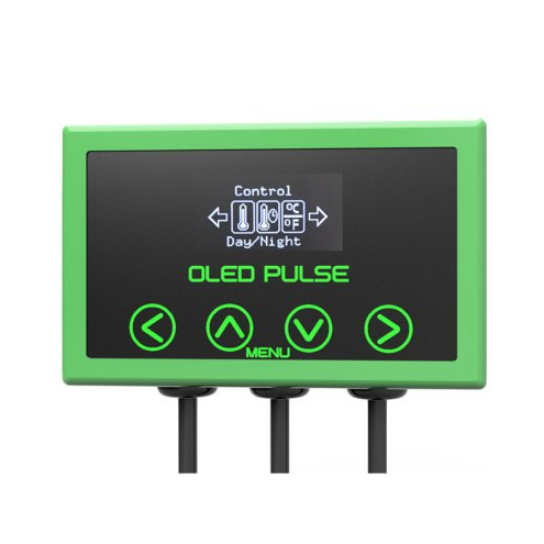 Microclimate OLED Pulse Green 600w