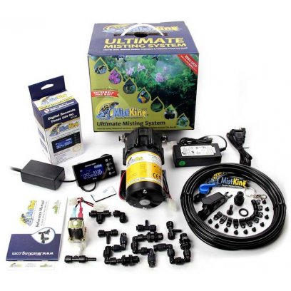 MistKing Ultimate Misting System v4.0
