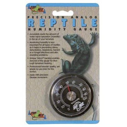 Zoo Med Analogue Humidity Gauge