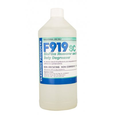 F919SC Degreaser Cleaner 1 Litre