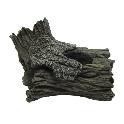 Lucky Reptile Deco Wood Cave Small