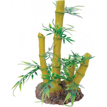 RepStyle Bamboo Plant & Rock Base