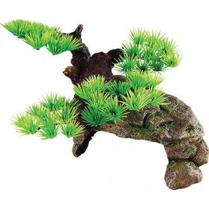 RepStyle Bonsai with Rock Cave