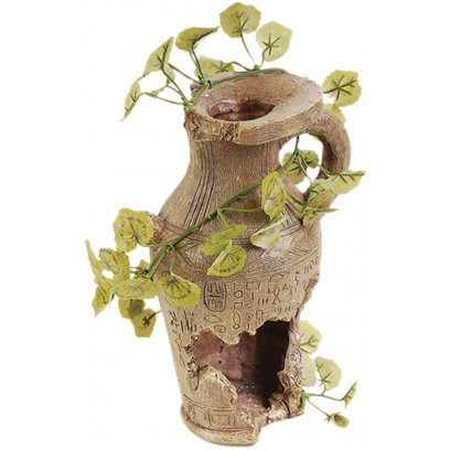 RepStyle Pot with Silk Plant
