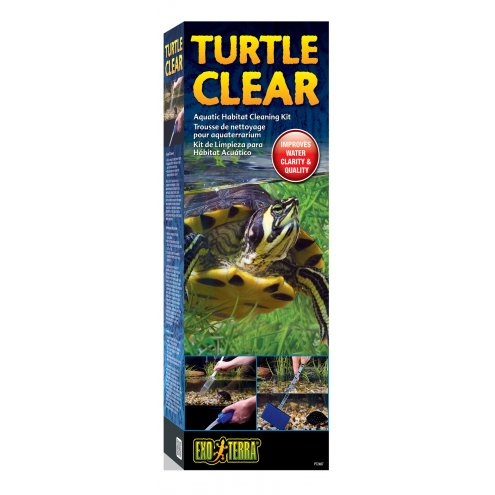 Exo Terra Turtle Clear Cleaning Kit