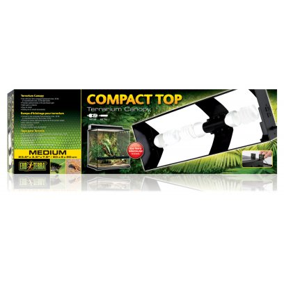 Exo Terra Compact triple Canopy 60cm