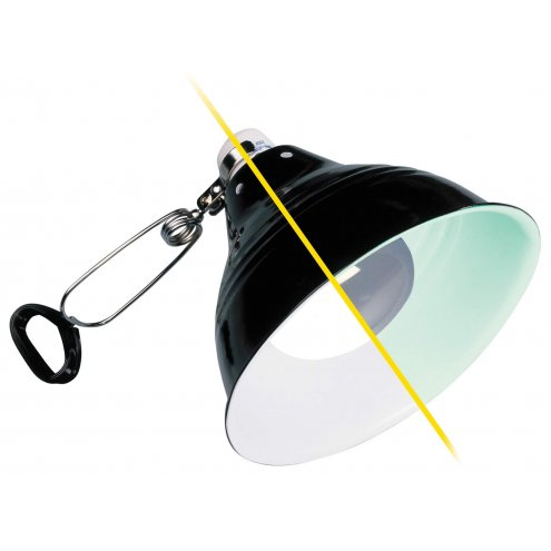 Exo Terra Glow Light Reflector Medium 21cm