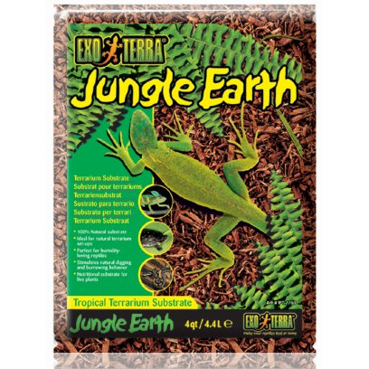 Exo Terra Jungle Earth 4.4L