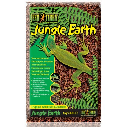 Exo Terra Jungle Earth 8.8L