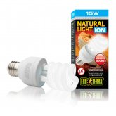 Exo Terra Natural Light ION Compact 15w