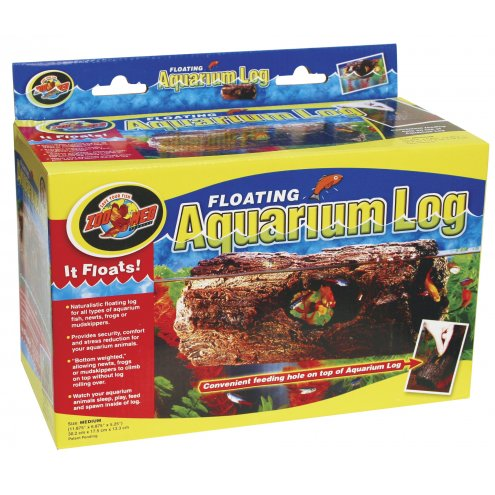 Zoo Med Floating Aquarium Log Small