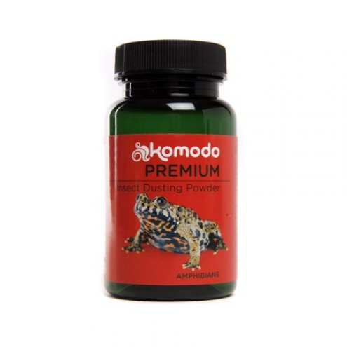 Komodo Amphibian Insect Dust Powder