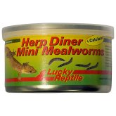 Lucky Reptile Herp Diner Mini Mealworms 35g