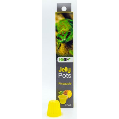 ProRep Jelly Pots Pineapple 8 Pack
