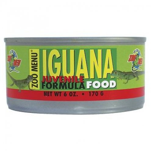 Zoo Med Juvenile Iguana Food CAN 170g