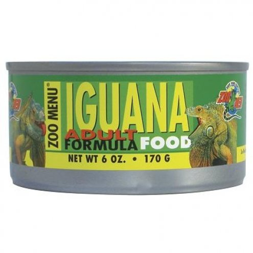 Zoo Med Adult Iguana Food CAN 170g