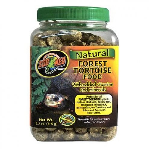 Zoo Med Forest Tortoise Food 241g