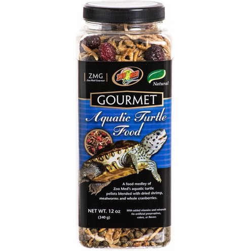 Zoo Med Gourmet Aquatic Turtle Food 340g