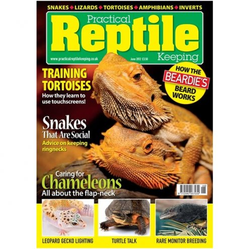 Practical Reptile Keeping JUNE 2012