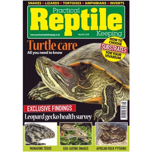 Practical Reptile Keeping MAY 2013