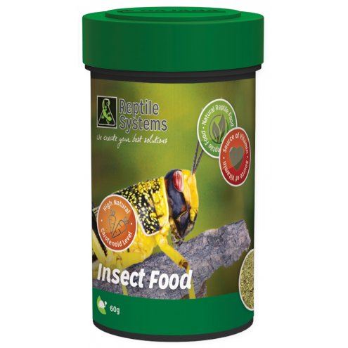 Reptile Systems Insect Food 60g