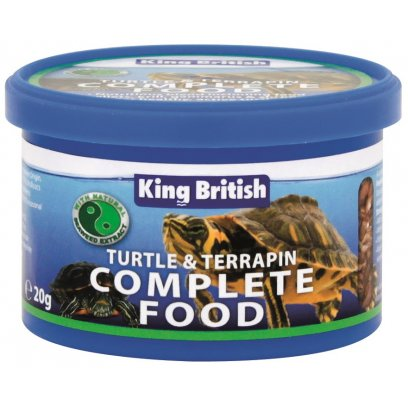 King British Turtle/Terrapin Food 20g