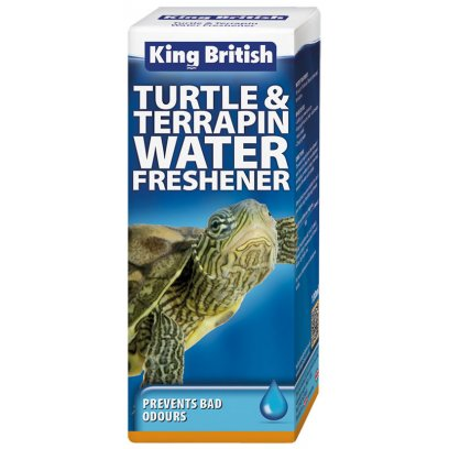 King British Turtle Water Freshener