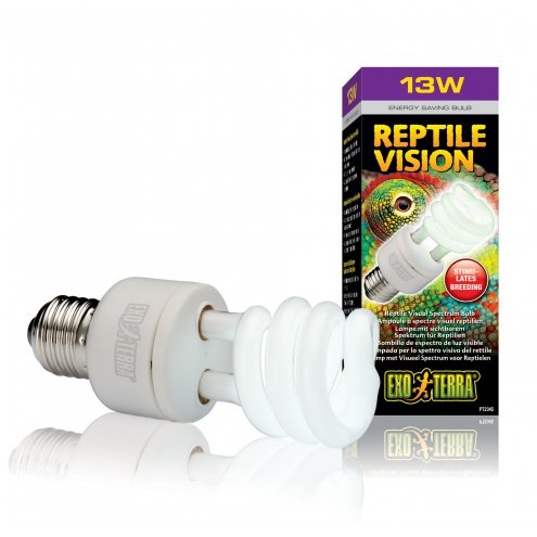 Exo Terra Vision Compact Lamp 13w