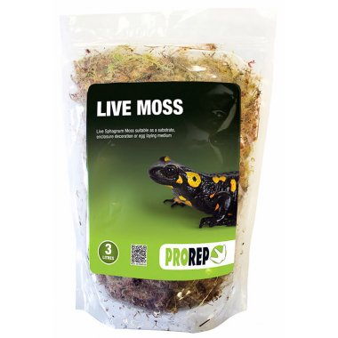 ProRep Live Moss Large Bag (approx 3L)