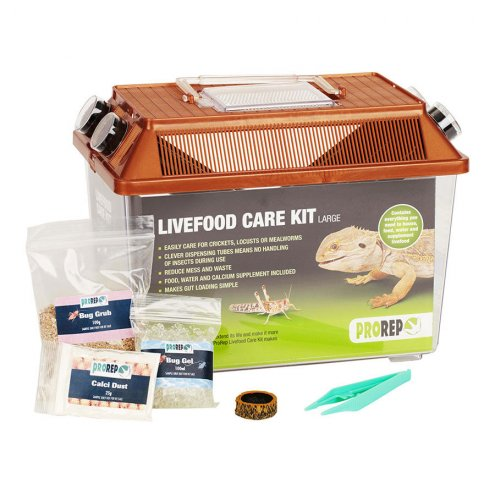 ProRep Livefood Care Kit Large 30 x 19 x 23cm