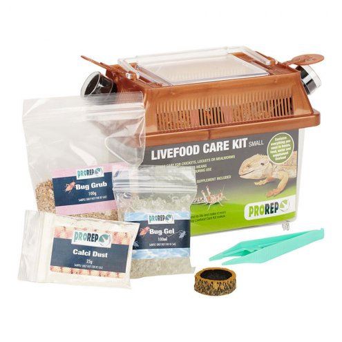 ProRep Livefood Care Kit Small 18 x 11 x 15cm