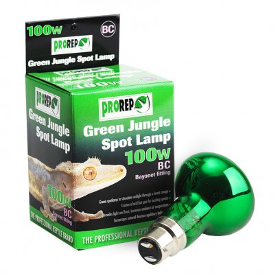 ProRep Green Jungle Spot Bulb 100W BC (Bayonet)