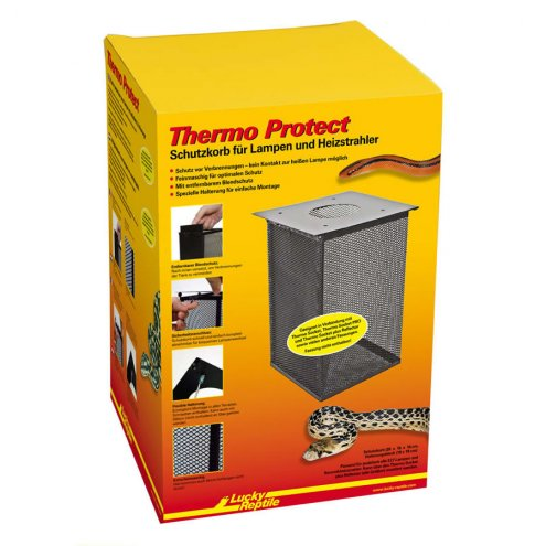 Lucky Reptile Thermo Protect Lamp Cage Large