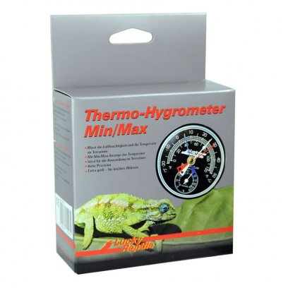 Lucky Reptile Thermometer Hygrometer Min/Max