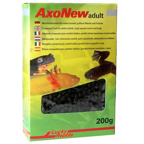 Lucky Reptile AxoNew Adult Amphibian Food 200g