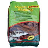Lucky Reptile Desert Bedding Outback Red 20L