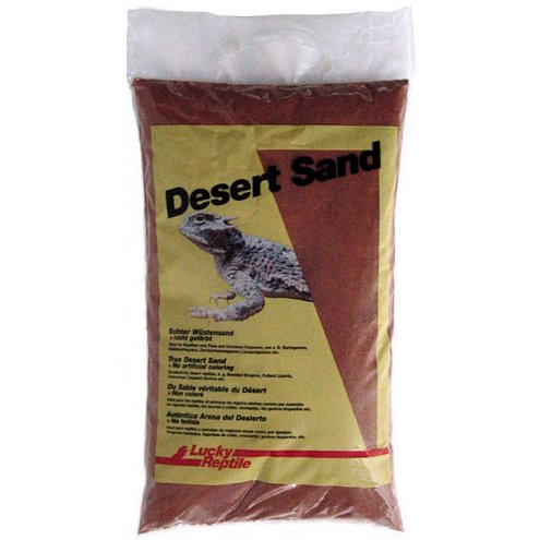 Lucky Reptile Namibia Red DesertSand 25Kg