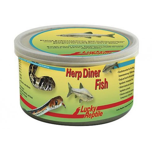 Lucky Reptile Herp Diner Fish Blend 35g
