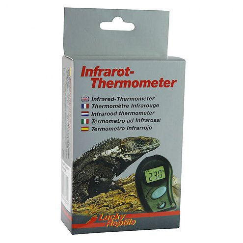 Lucky Reptile Infra-red Thermometer