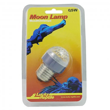 Lucky Reptile Moon Lamp LED ES fitting