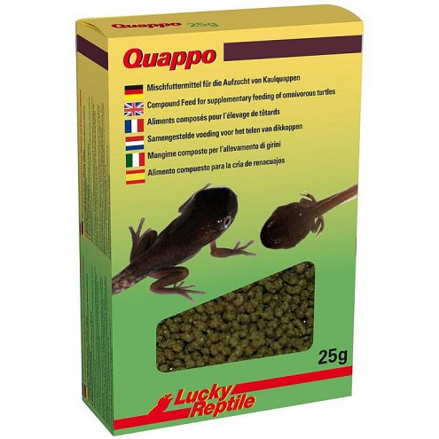 Lucky Reptile Quappo Food 70g