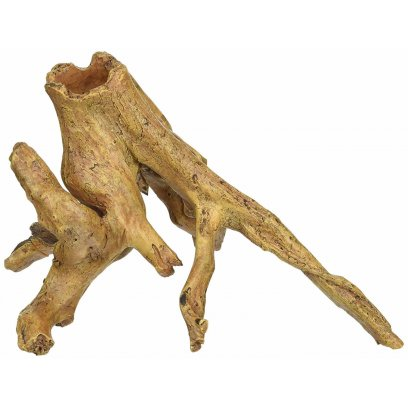 Lucky Reptile Resin Root Light Brown Small