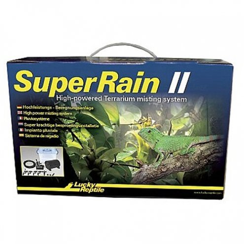 Lucky Reptile SuperRain II - Mist System